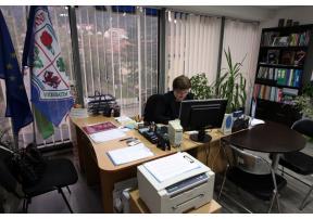 В офиса на Англеланд